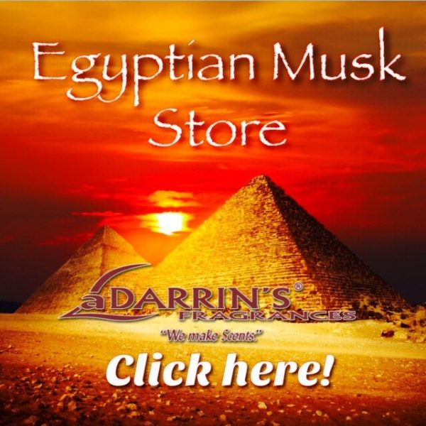 Inspired by Royal Egyptian Musk