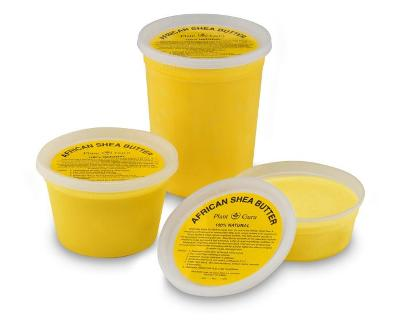 Raw Yellow Shea Butter